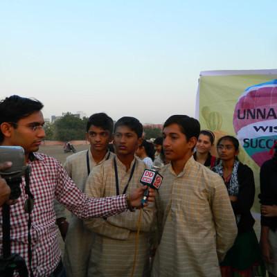 Visit News Reporter